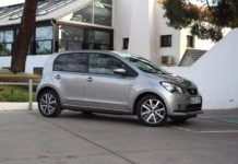 Nowy Seat Mii Electric