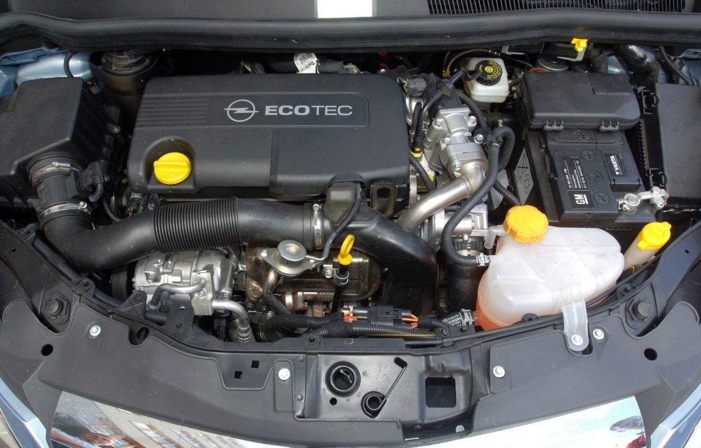 Opel Corsa D 1.7 CDTI