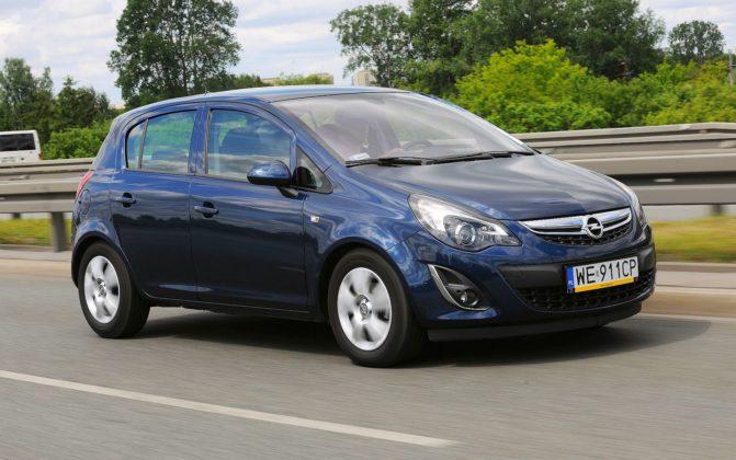 Używany Opel Corsa D (2006-2014) - opinie, dane techniczne ...