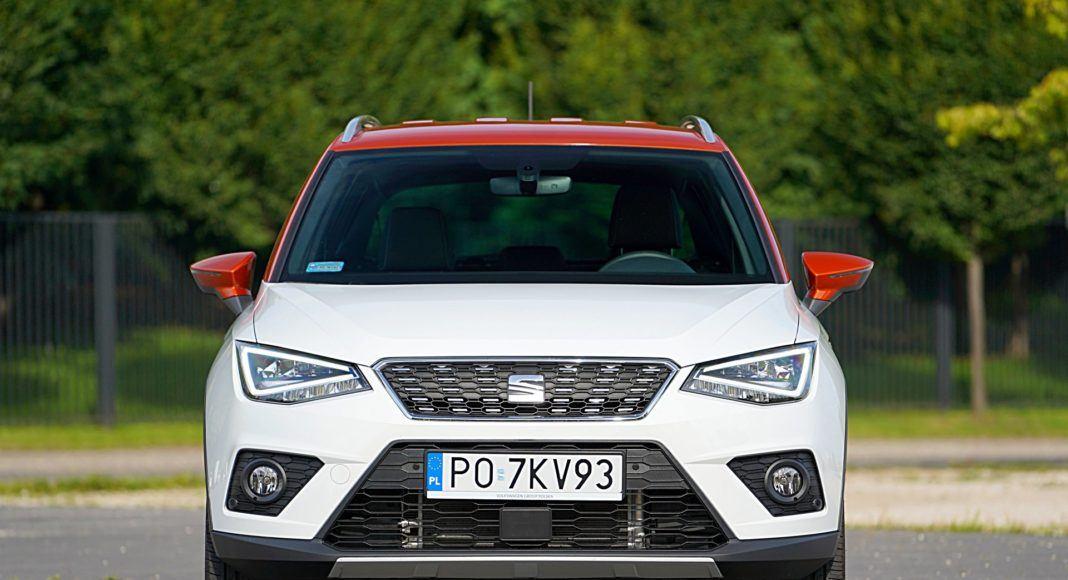 Seat Arona 1.0 TSI 115 Xcellence – przód