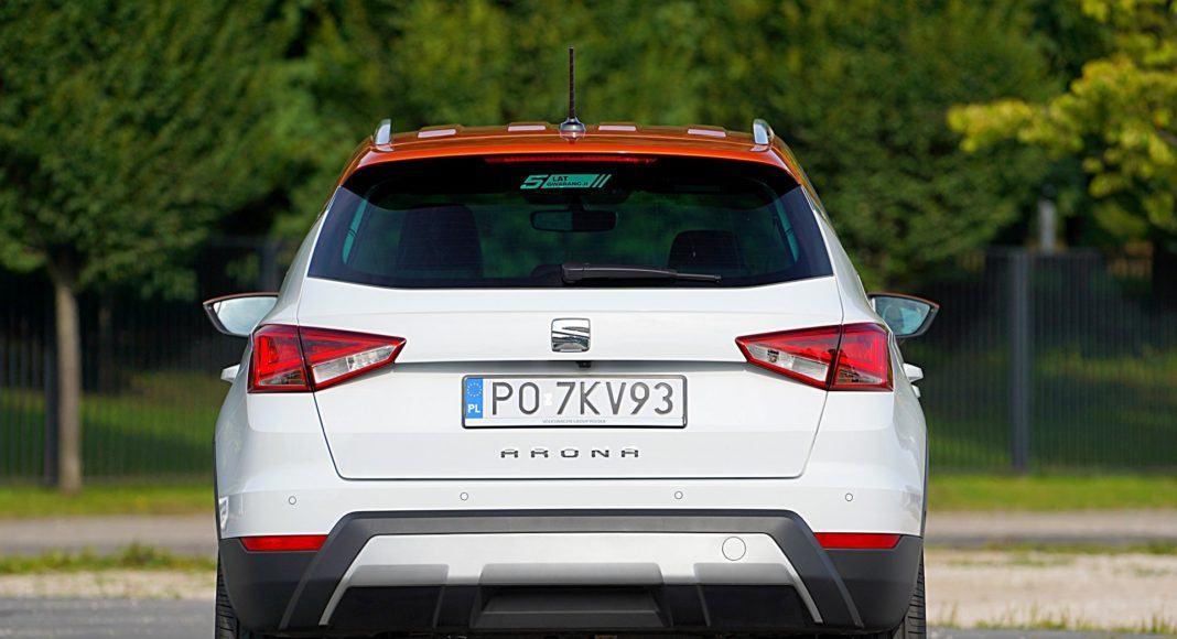 Seat Arona 1.0 TSI 115 Xcellence – tył