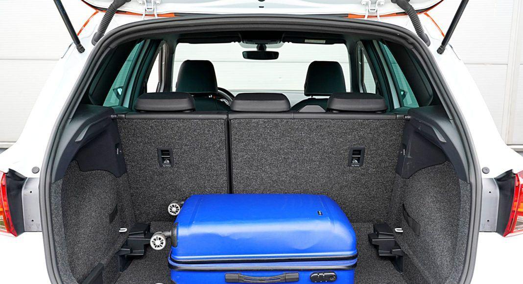 Seat Arona 1.0 TSI 115 Xcellence – bagażnik
