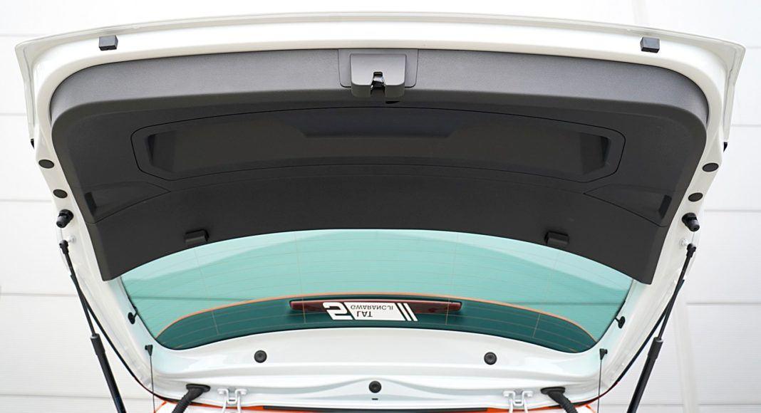 Seat Arona 1.0 TSI 115 Xcellence – otwieranie bagażnika