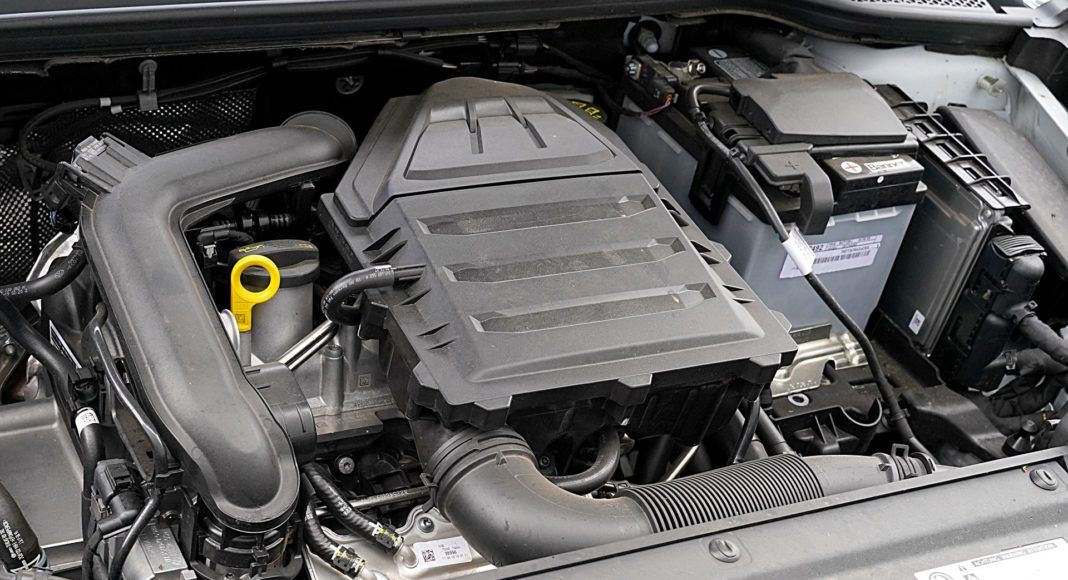 Seat Arona 1.0 TSI 115 Xcellence – silnik