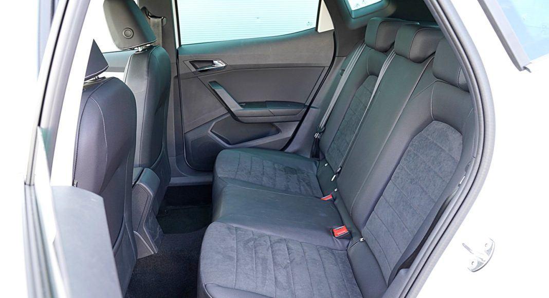 Seat Arona 1.0 TSI 115 Xcellence – kanapa