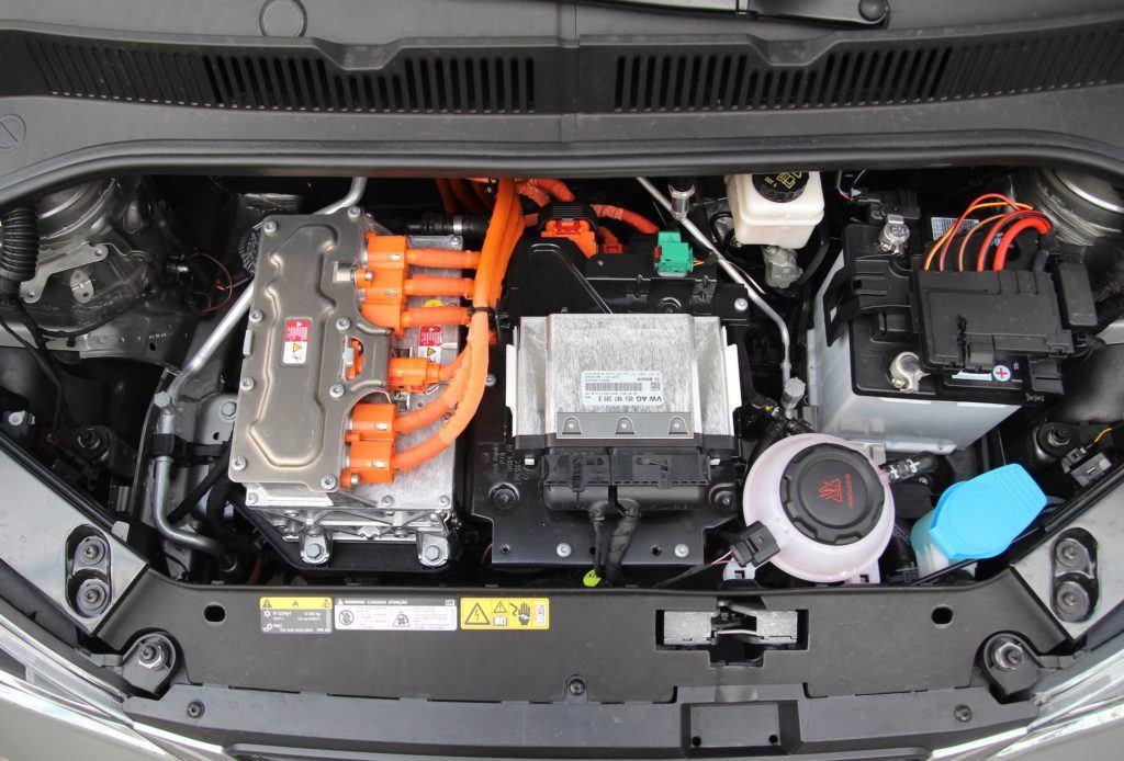 Seat Mii - silnik elektryczny
