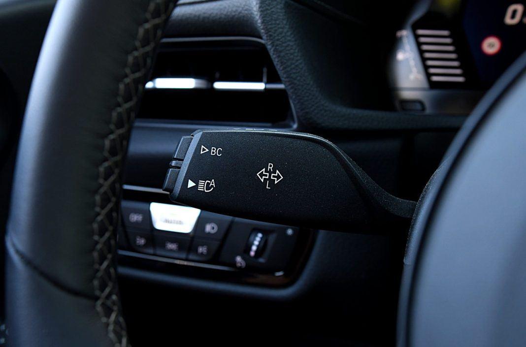 Toyota GR Supra – obsługa komputera pokładowego