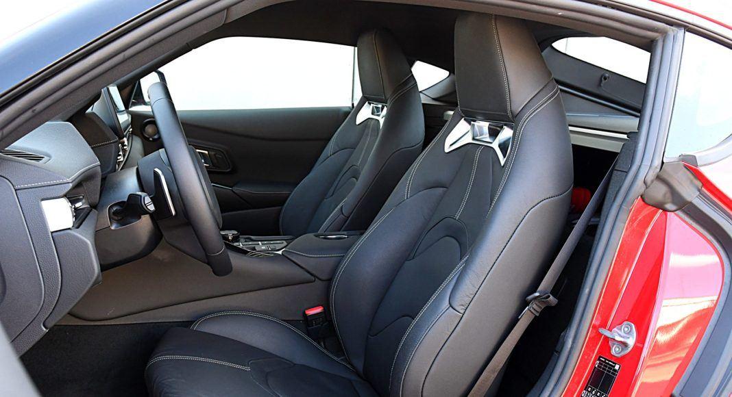 Toyota GR Supra – silnik