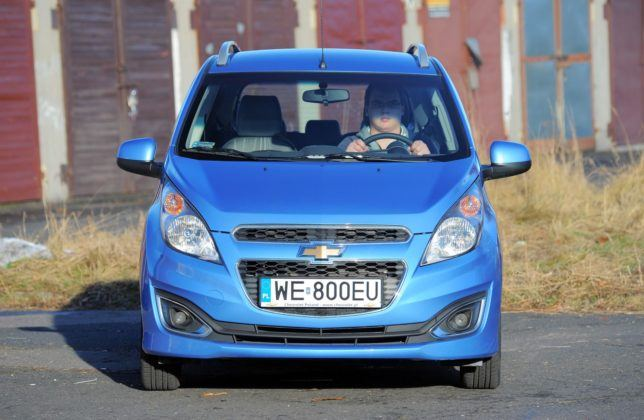 CHEVROLET Spark II FL 1.2 82KM 5MT WE800EU 12-2012