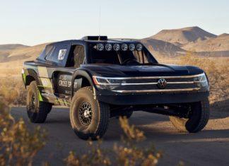 Nowy Volkswagen. Silnik 2.0, 480 KM i demoniczny wygląd