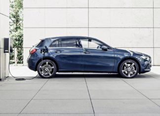 Debiutuje hybrydowy Mercedes A 250 e. Opis wersji i cennik