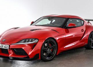 Tuner BMW zmodyfikował najnowszą Toyotę GR Supra