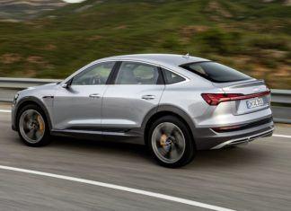 Audi e-tron Sportback. Elektryczny SUV w stylu coupe