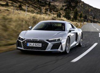 Powraca tylnonapędowe Audi R8