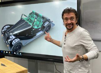 Richard Hammond kupuje nowe auto