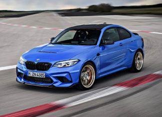 Nowe BMW M2 CS. M4 może czuć się zagrożone