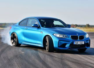 Następca BMW M2 otrzyma przedni napęd?
