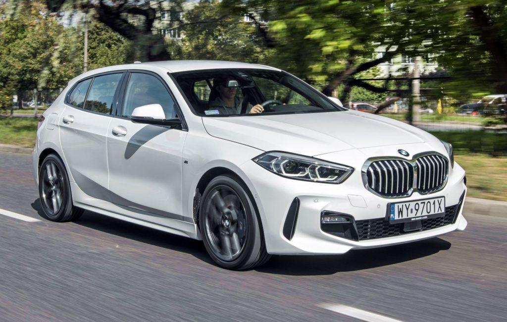 BMW 118i F40