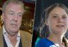 Jeremy Clarkson i Greta Thunberg