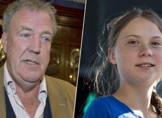 Jeremy Clarkson ostro o Grecie Thunberg