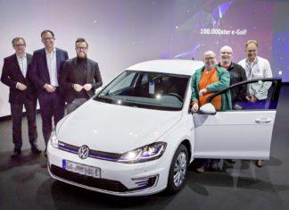 Volkswagen sprzedał już 100 000 elektrycznych Golfów