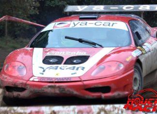 To rajdowe Ferrari 360 nieźle Was zaskoczy