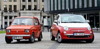 Polski Fiat 126p - Fiat 500