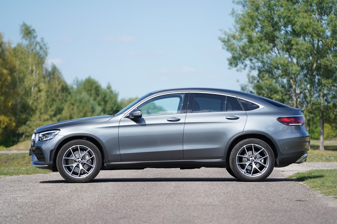 Mercedes GLC Coupe 300 d 4Matic - test (2019)