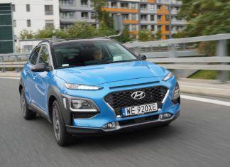 Hyundai Kona Hybrid – test