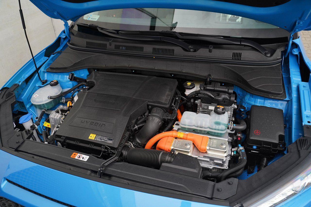 HYUNDAI Kona I Hybrid silnik