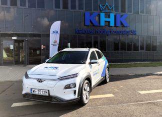 Polskie miasto stawia na auta elektryczne