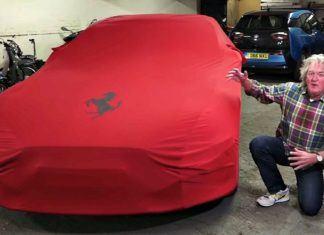 James May pokazał swoje nowe auto