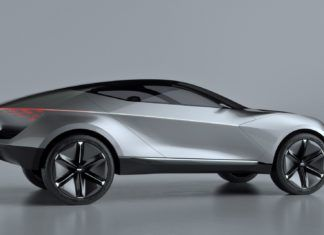 Futuron Concept – elektryczny SUV coupe od Kii