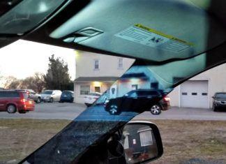 14-latka rozwiązała problem martwego pola w autach
