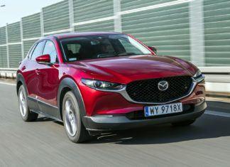 Mazda CX-30 najbezpieczniejszym autem w Europie