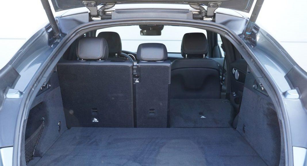 mercedes glc 300 d 2019 bagażnik 1