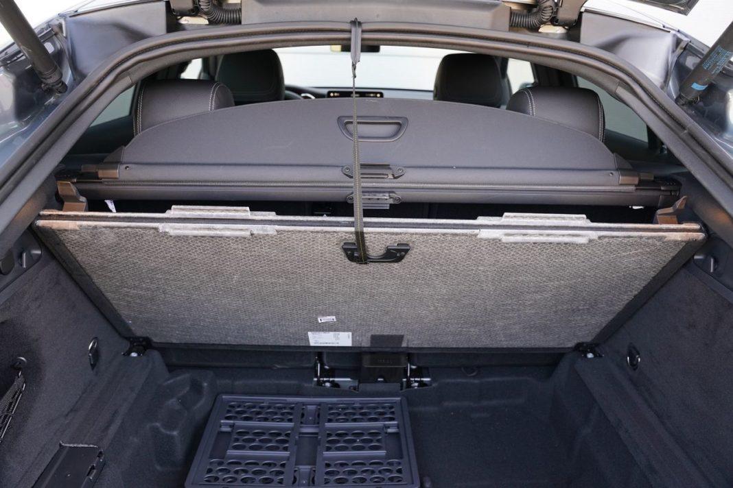 mercedes glc 300 d 2019 bagażnik 4