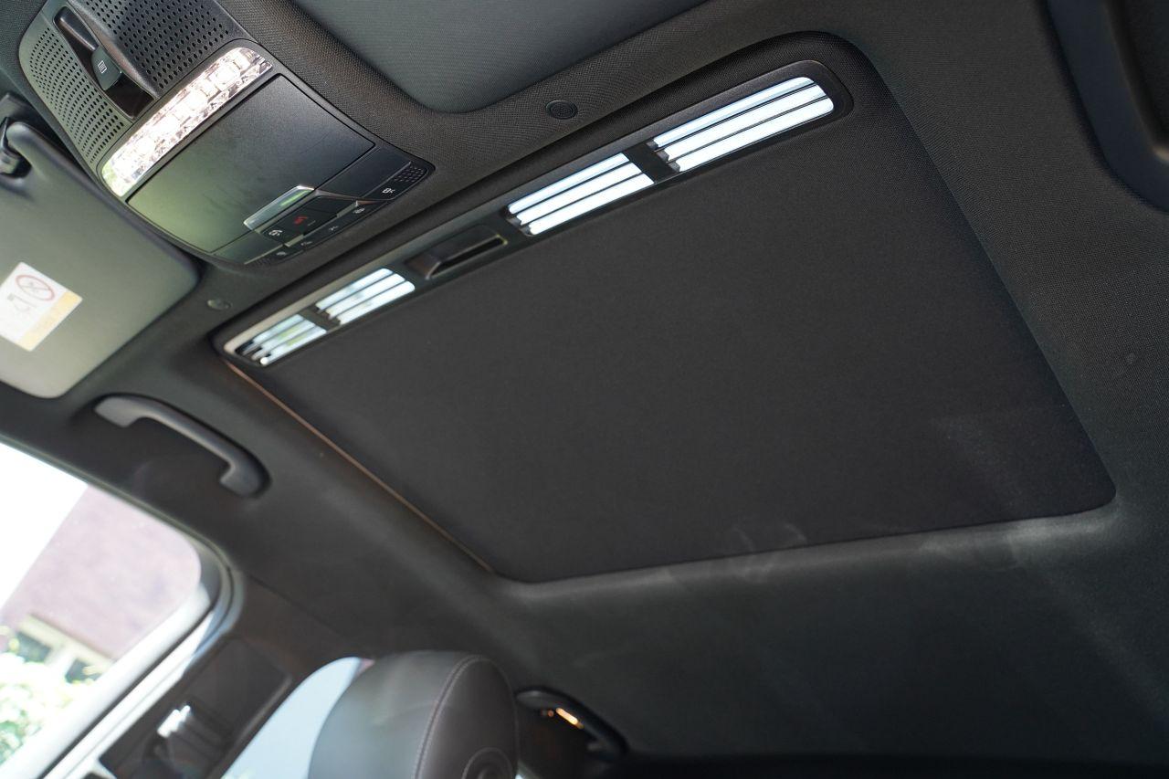 mercedes glc 300 d coupe szyberdach