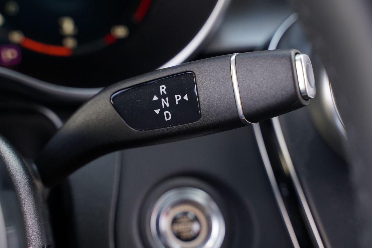mercedes glc 300 d dźwignia automatycznej skrzyni
