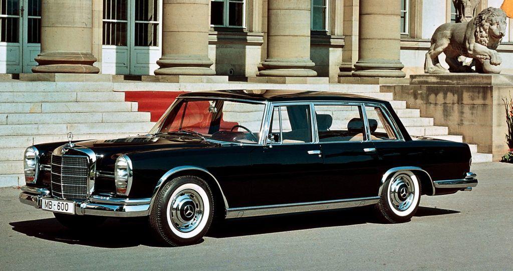 "Mercedes 600 (W100) ""Grosser"""