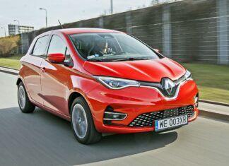 Renault Zoe (2021). Opis wersji i cennik
