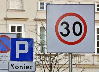 Kolejne miasto wprowadza strefę Tempo 30