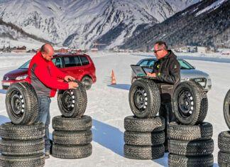 Test 8 opon zimowych 205/55 R16. Które wypadły najlepiej?