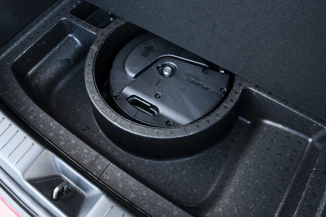 Mazda CX-30 2.0 Skyactiv-G 6AT test 2020 koło dojazdowe