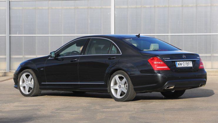 Mercedes klasy S W221
