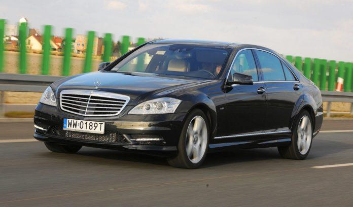 Mercedes klasy S W221 09