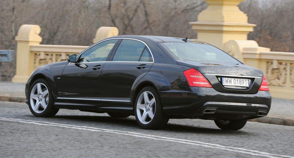 Mercedes klasy S W221 11