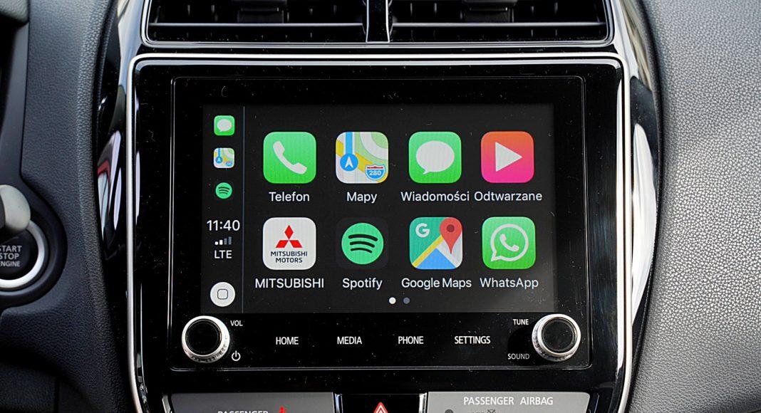 Mitsubishi ASX 2.0 CVT Intense Plus – Android Auto