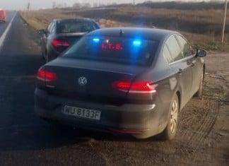 Uwaga kierowcy! Nieoznakowany VW Passat B8 i wysokie mandaty