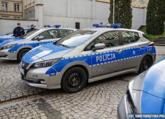 Policja się zbroi. Dostała nowe, szybkie i bezszelestne radiowozy